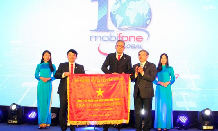 MobiFone Global Kỷ niệm 10 năm thành lập công ty
