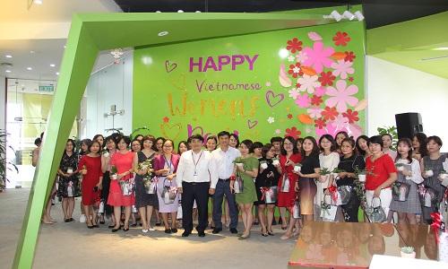 MobiFone Global chúc mừng ngày Phụ nữ Việt Nam 20-10