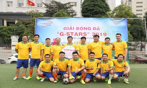 Giải bóng đá Công ty MobiFone Global năm 2019
